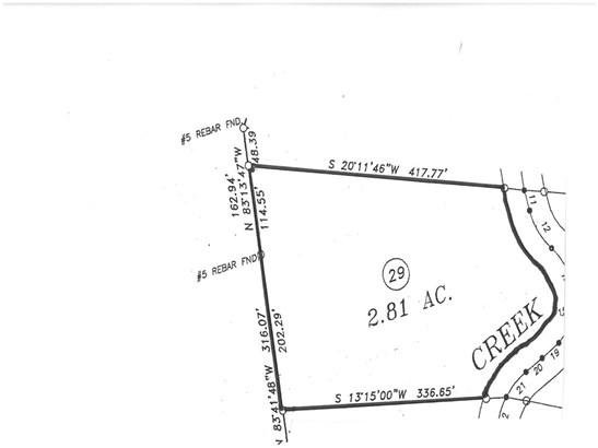 194  Shoal Creek Rd , Zirconia, NC - USA (photo 1)