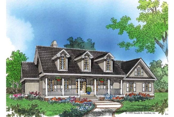 Lot 2 Oak Ridge Drive, Waverly Hall, GA - USA (photo 1)