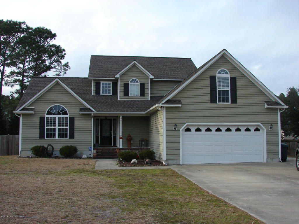 106 Tar Kiln Lane, Newport, NC - USA (photo 1)