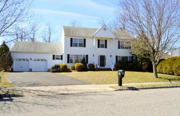 Colonial, Single Family,Detached - Jackson, NJ (photo 1)