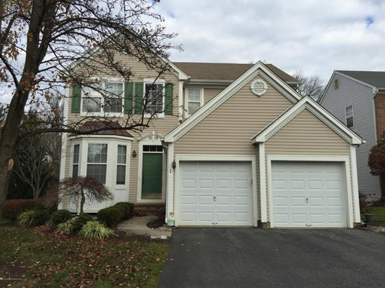 Colonial, Single Family,Detached - Colts Neck, NJ (photo 1)