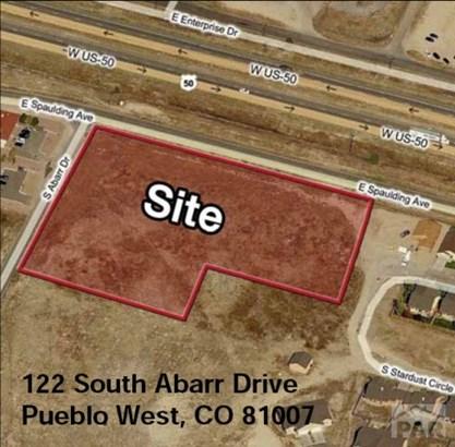 Unimproved Commercial - Pueblo West, CO (photo 1)