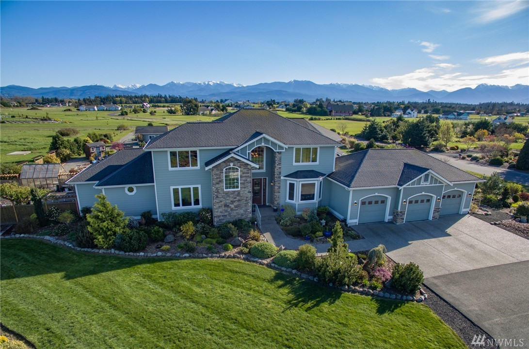 31 Olympic Straits Dr , Sequim, WA - USA (photo 1)