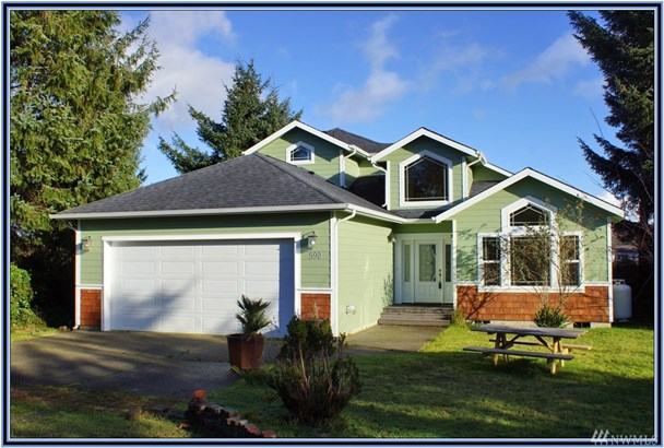 590 Weatherwax Lp Ne , Ocean Shores, WA - USA (photo 1)
