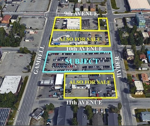 700 E 10th Avenue, Anchorage, AK - USA (photo 1)