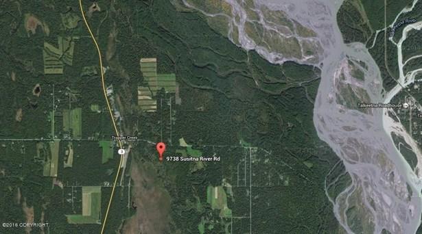 9738 E Susitna Road, Trapper Creek, AK - USA (photo 4)
