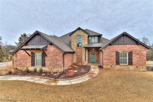 Traditional, Single Family - Luther, OK (photo 2)