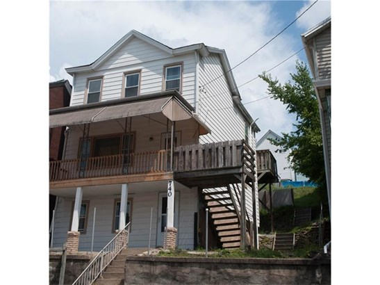740 Boquet Street, Mckees Rocks, PA - USA (photo 1)
