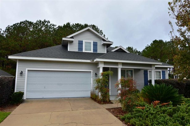 Detached, Contemporary,Craftsman - Newberry, FL (photo 1)
