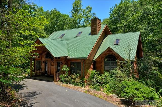 Log, Single Family Home,Log - Sapphire, NC (photo 2)