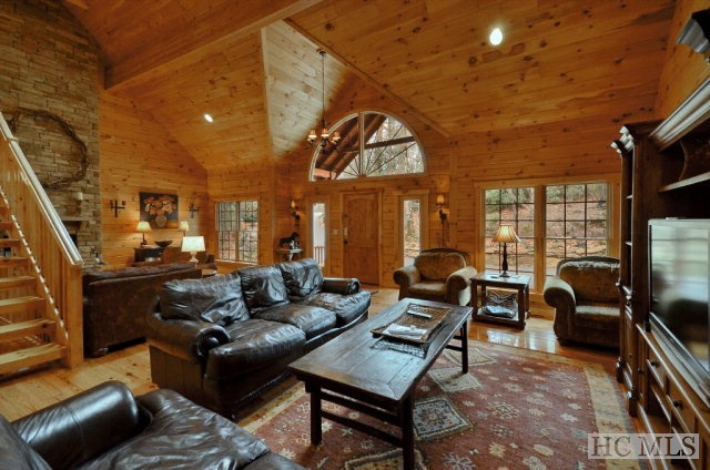 Log, Single Family Home,Log - Sapphire, NC (photo 5)