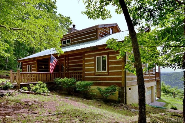 Single Family Home,1.5 Story,Log, 1.5 Story,Log - Glenville, NC (photo 2)