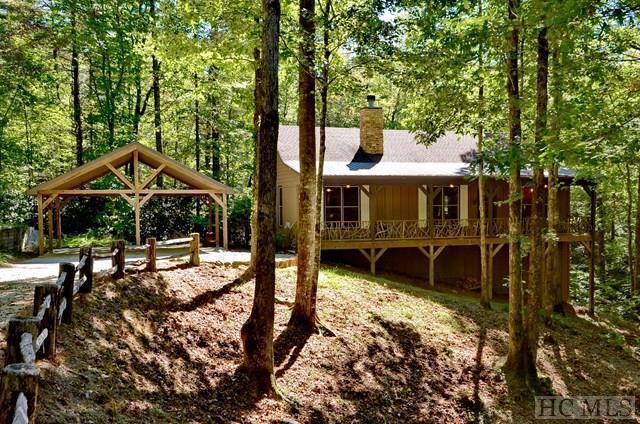 Single Family Home,2 Story, 2 Story - Sapphire, NC (photo 2)