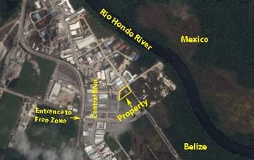 Corozal Free Zone, Santa Elena - BLZ (photo 2)