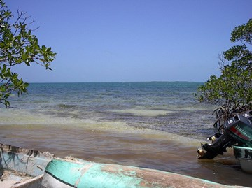 Cross Caye, Stann Creek District, Belize, Stann Creek - BLZ (photo 1)