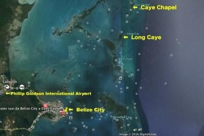 Long Caye Island, Long Caye - BLZ (photo 1)