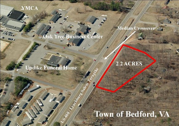 Commercial Land - Bedford, VA (photo 1)