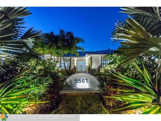 Single Family, WF/Pool/Ocean Access - Fort Lauderdale, FL (photo 2)