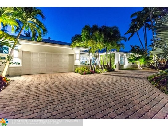 Single Family, WF/Pool/Ocean Access - Fort Lauderdale, FL (photo 3)