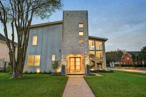 Cross Property, Contemporary/Modern - West University Place, TX (photo 2)