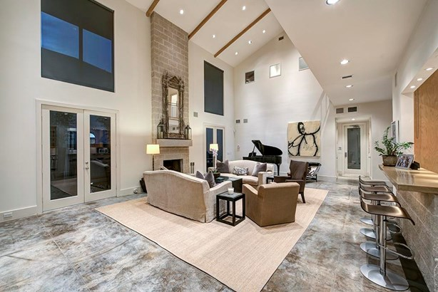 Cross Property, Contemporary/Modern - West University Place, TX (photo 5)