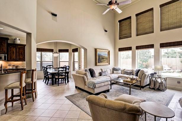 Mediterranean,Traditional, Cross Property - Houston, TX (photo 4)