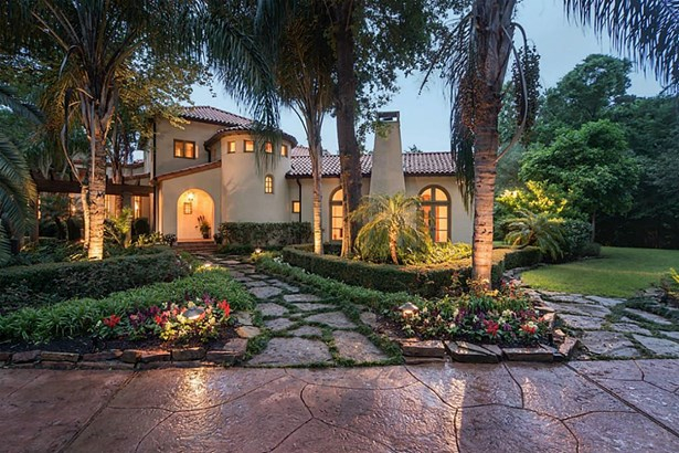 Mediterranean,Traditional, Cross Property - Houston, TX (photo 1)
