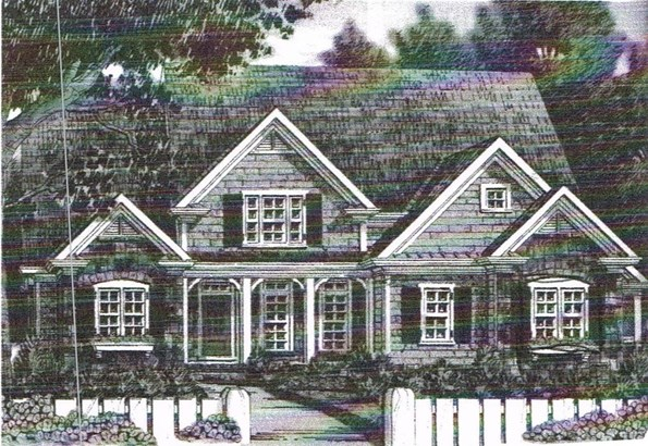 New Construction,Single Fam/Detached,Water Access/Rights - 2 Story (photo 1)