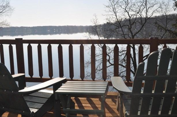 2 Story,Exposed Basement, Log Home - Elkhorn, WI (photo 4)