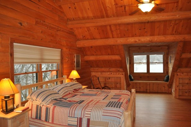 2 Story,Exposed Basement, Log Home - Elkhorn, WI (photo 5)