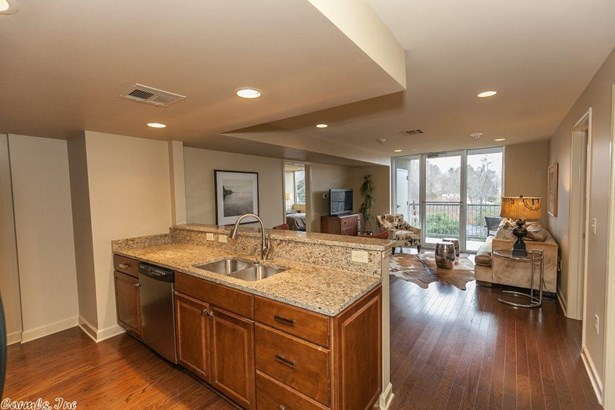 Contemporary, Condo/Townhse/Duplex/Apt - Little Rock, AR (photo 2)
