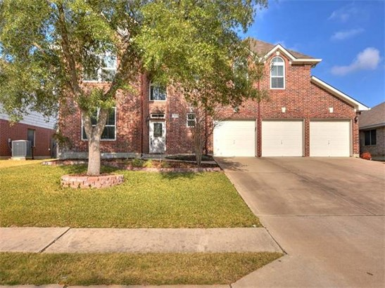 3616 Hawk Ridge St, Round Rock, TX - USA (photo 1)