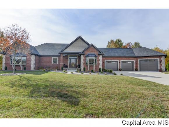 Ranch, Residential,Single Family Residence - Sherman, IL (photo 1)