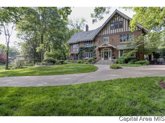 Residential,Single Family Residence, 3+ Stories,Tudor - Springfield, IL (photo 1)