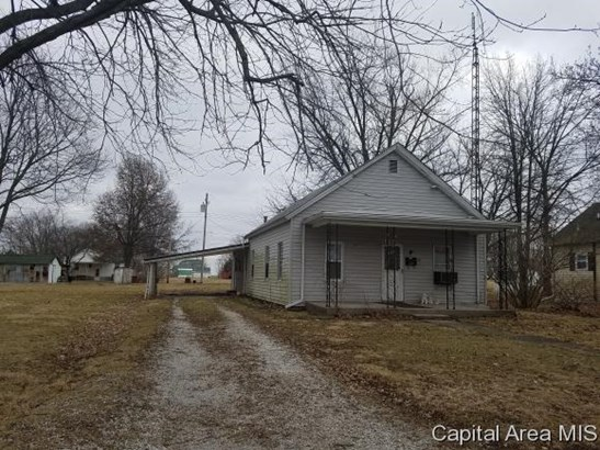 1 Story, Residential,Single Family Residence - Girard, IL (photo 1)