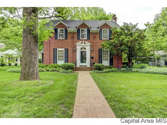 Residential,Single Family Residence, 2 Story,Colonial - Springfield, IL (photo 2)