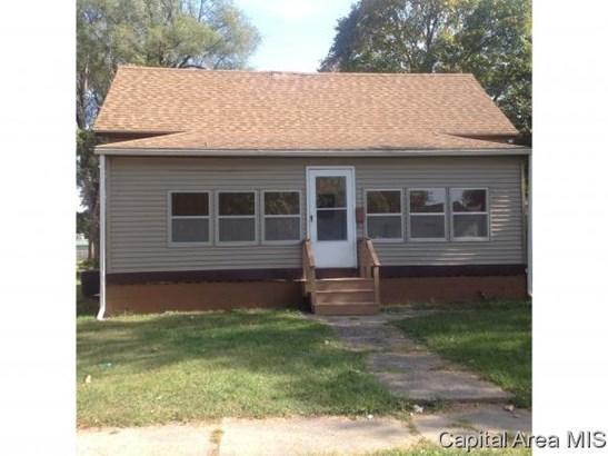 1 Story, Residential,Single Family Residence - Jacksonville, IL (photo 1)