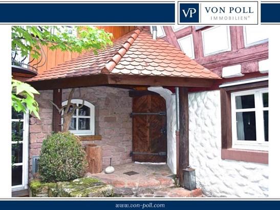 Höchst Im Odenwald / Hetschbach - DEU (photo 1)