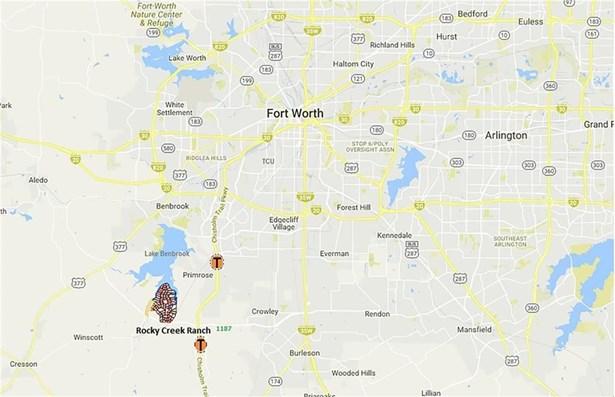 11400 W Rocky Creek Road, Crowley, TX - USA (photo 3)