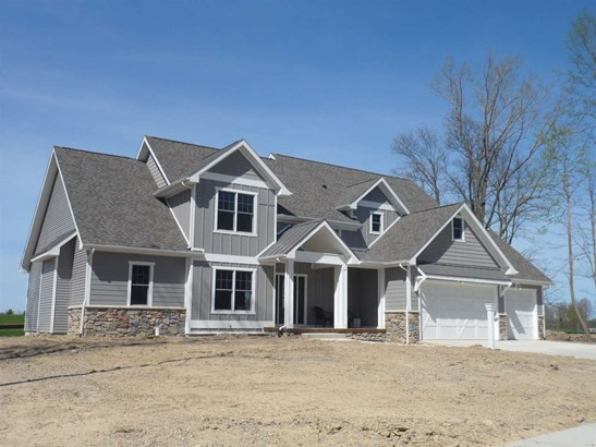 Craftsman, Site-Built Home - Auburn, IN (photo 2)
