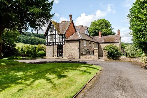 Hopton Castle, Craven Arms - GBR (photo 2)