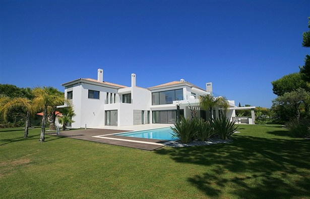 Villa in Quinta do Lago Foto #1 (photo 1)