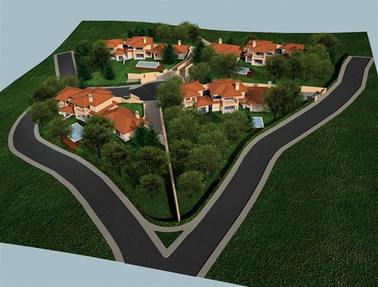 Land with project in Carvoeiro Foto #2 (photo 2)