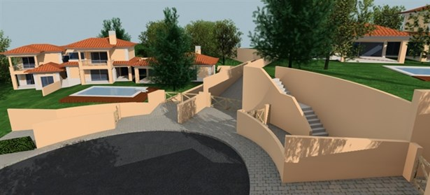 Land with project in Carvoeiro Foto #4 (photo 4)