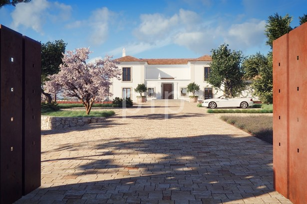 Portuguese manor house one-of-a-kind concept  Foto #3 (photo 3)