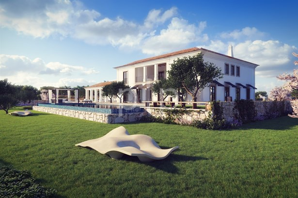 Portuguese manor house one-of-a-kind concept  Foto #5 (photo 5)