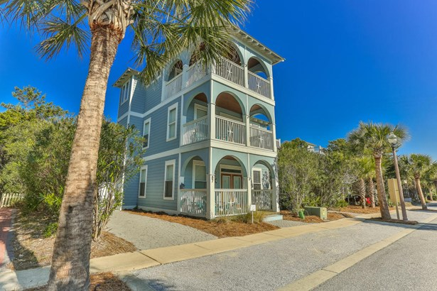 Detached Single Family, Beach House - Seacrest, FL (photo 1)