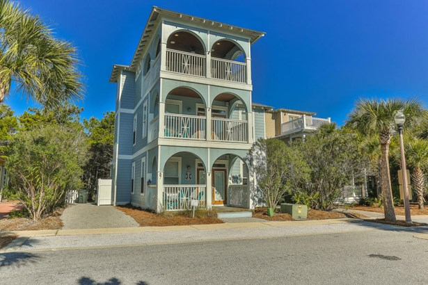 Detached Single Family, Beach House - Seacrest, FL (photo 2)