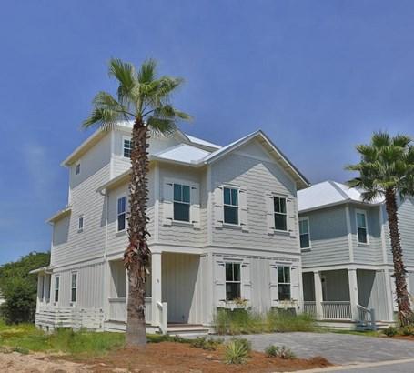 Detached Single Family, Craftsman Style - Santa Rosa Beach, FL (photo 1)