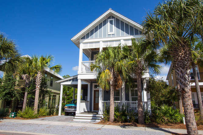 Detached Single Family, Beach House - Seacrest, FL (photo 3)